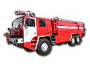 Пожарный аэродромный автомобиль AA 15-100-50-3